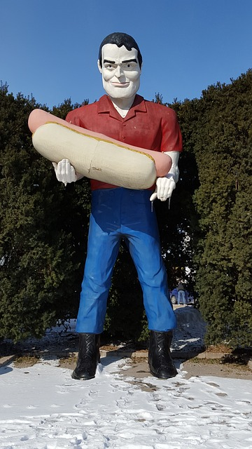 Free Stock photo of Paul Bunyan celebrating Paul Bunyan Day