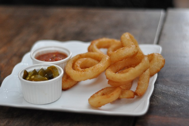 National Onion Ring Day celebrates a fantastic way to serve and eat onions!