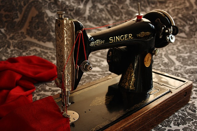 National Sewing Machine Day celebrated the fantastic machine that keeps us in stitches all the time!