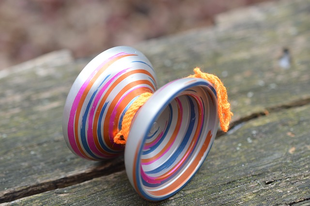 National Yo-yo Day Celebrates the ups and downs of this terrific spinning toy!